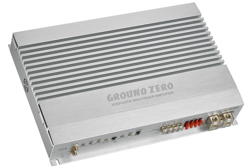 آمپلی فایر 2 کاناله GZHA 2400XII
